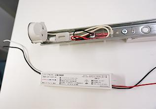 防水規格IP66をクリアした高耐水性照明器具!