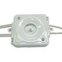 ワイドレンズ配光LEDモジュール AC100V入力専用