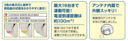 能美防災 FDKJ216