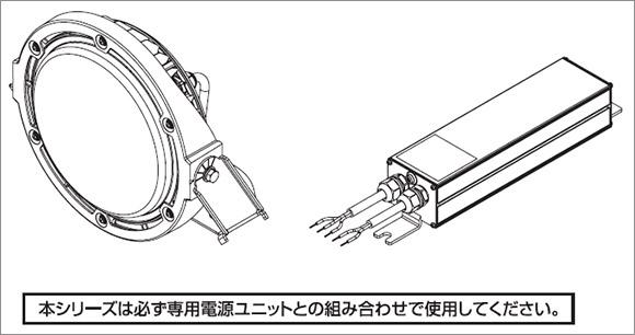 アイリスオーヤマ RZシリーズ(高天井用ハイパワーLED照明)