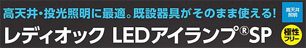 岩崎電気 レディオックLEDアイランプSP