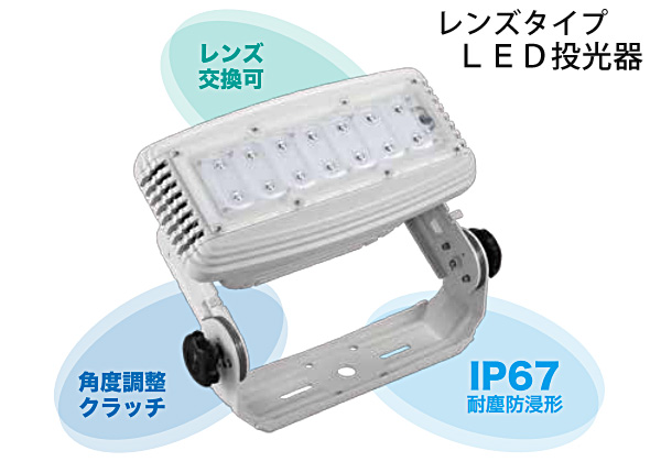 LEDGLOW LED投光器