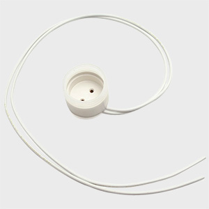 リード線付 簡易防水ソケット 32.5mm用