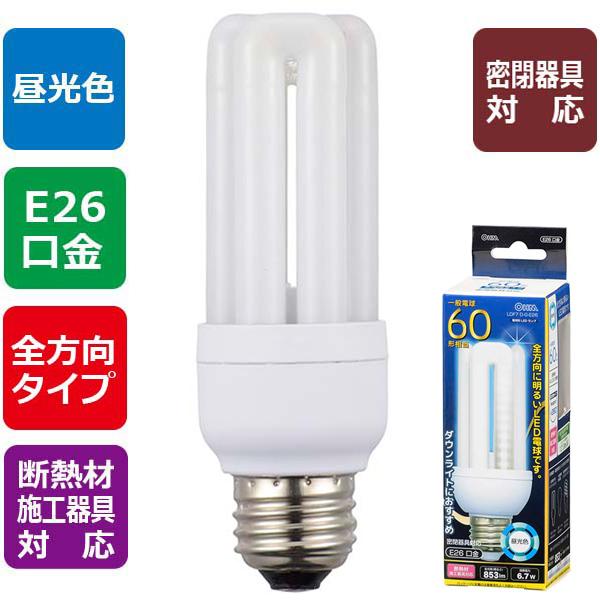オーム電機 LDF7D-G-E26