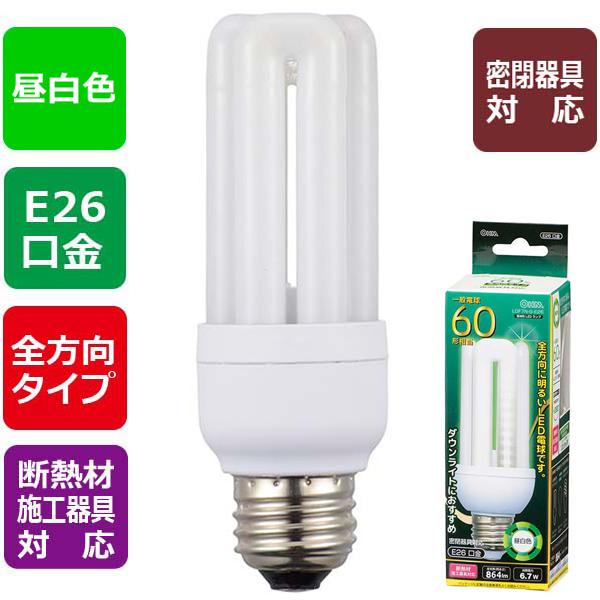 オーム電機 LDF7N-G-E26