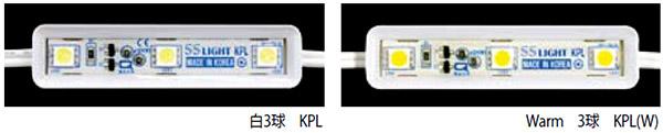 SSライト LEDモジュール LEDモジュール 3球