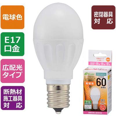 【オーム電機】小型LED電球(ミニクリプトン形)