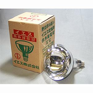 200/220V125W 赤外線乾燥用電球 125W形 E26
