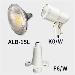 K0/W-L14 + F6/W + ALB-15L