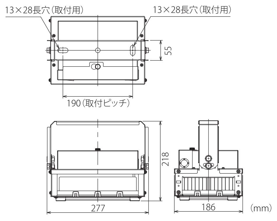 HXR200-100N-W-B