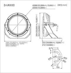 アイリスオーヤマ 高天井用ハイパワーLED照明 RZシリーズ