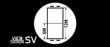 対応可能な看板H寸法