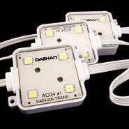 AC100V専用 LEDモジュール 4球タイプ