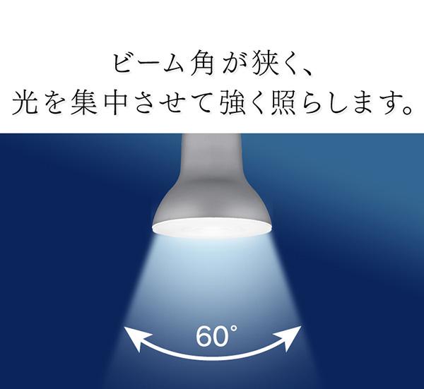 アイリスオーヤマ LED電球 レフ球タイプLEDランプ