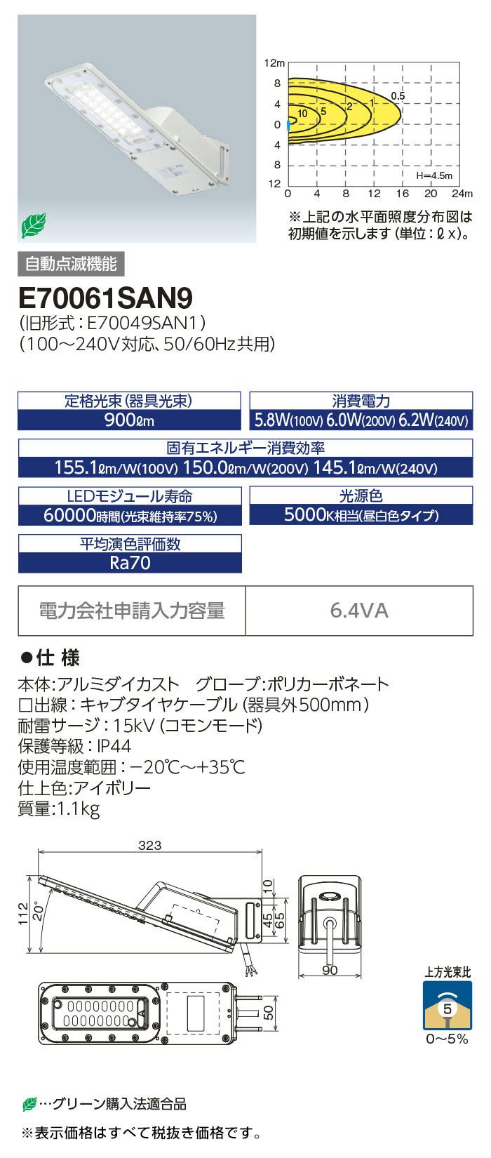 E70061SAN9