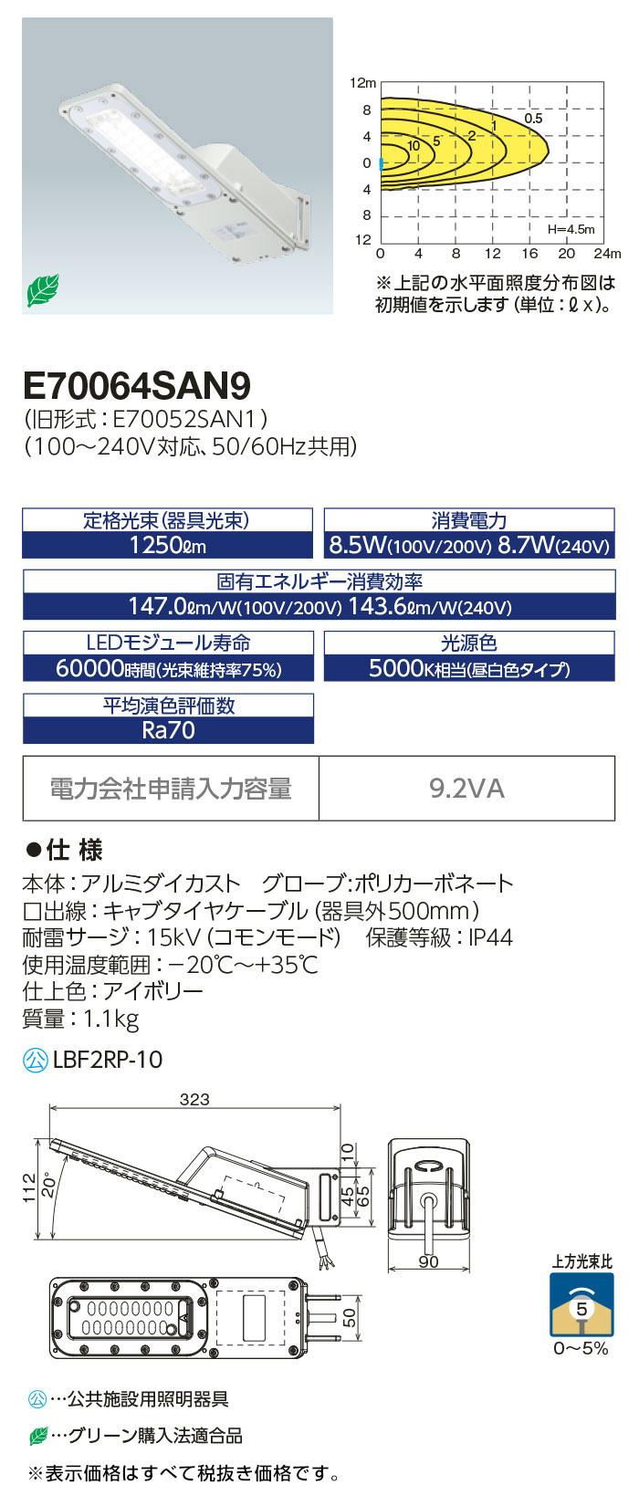 E70064SAN9