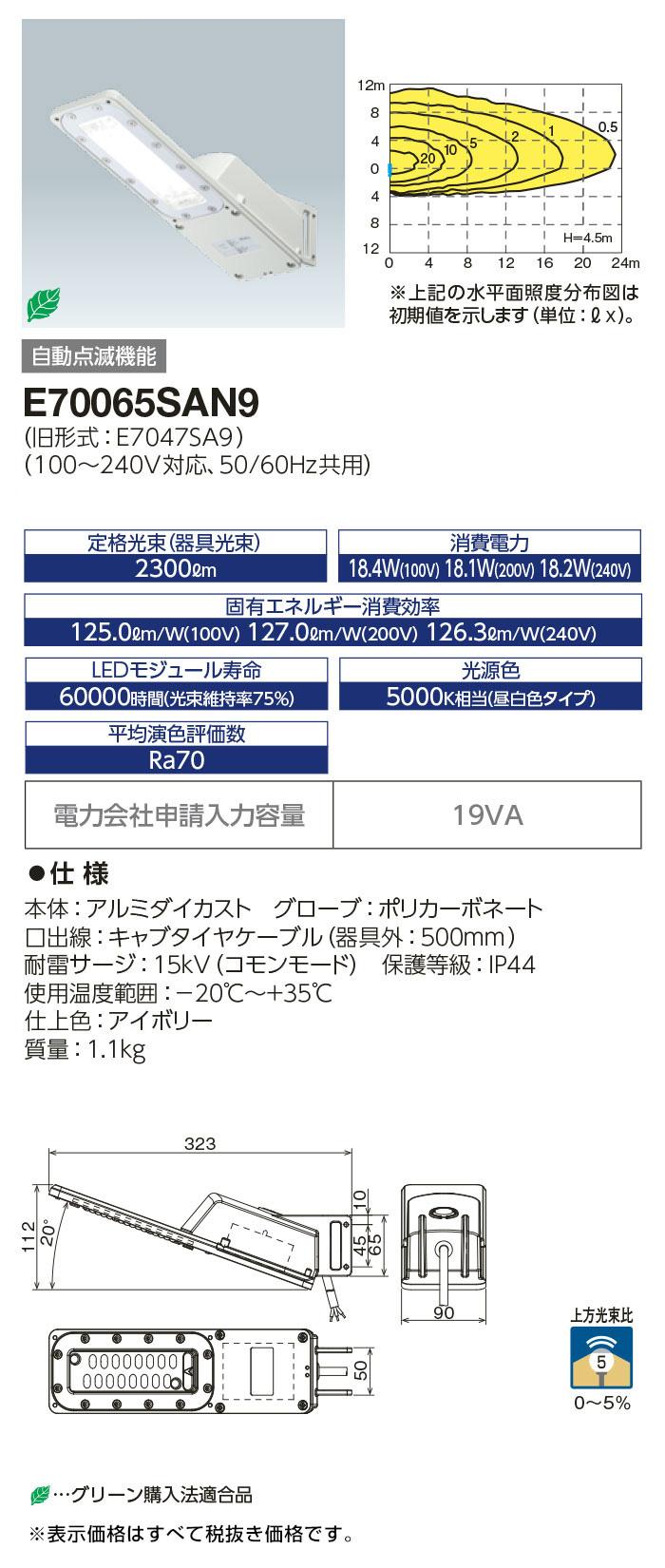 E70065SAN9