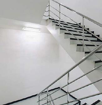 センサー付階段灯 東芝