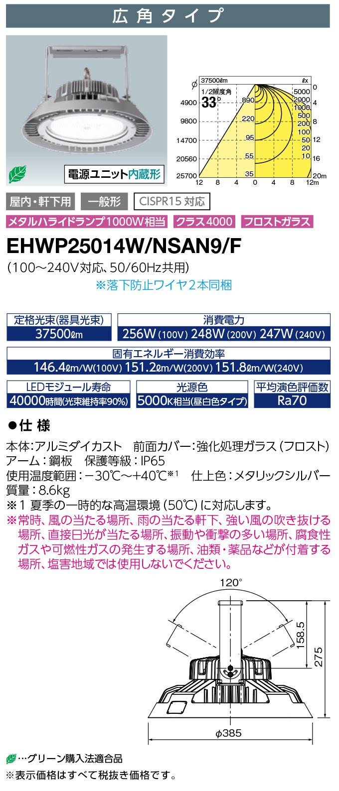 EHWP25014W/NSAN9/F