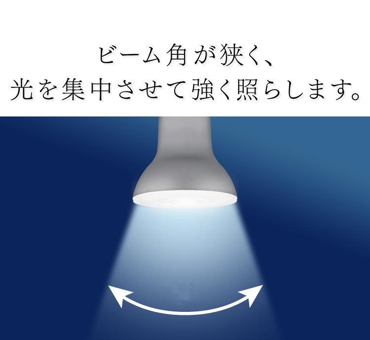 アイリスオーヤマ LED電球 レフ球タイプ