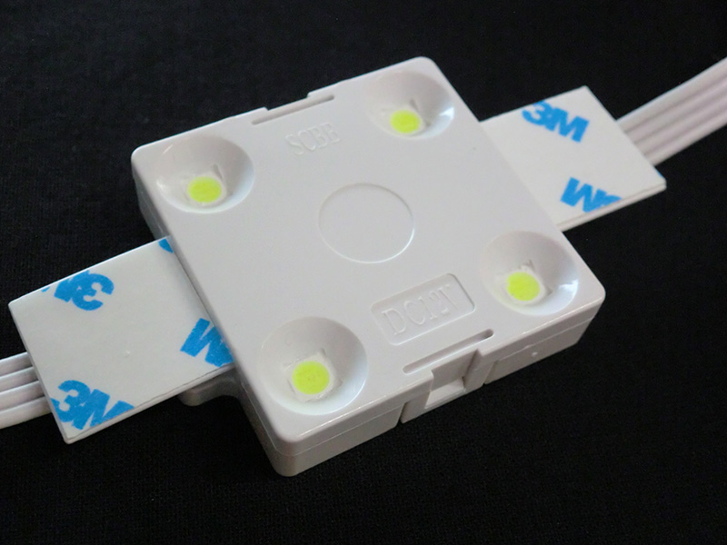 4球回転LEDモジュール
